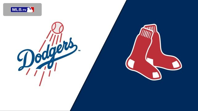 Los Angeles Dodgers vs. Boston Red Sox