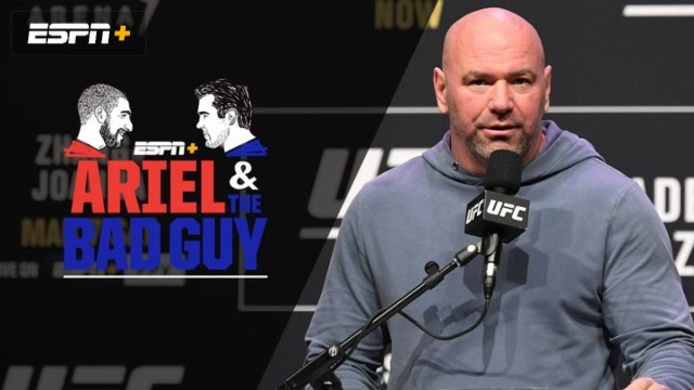 Fri, 3/20 - Ariel and the Bad Guy: UFC 249 to go on