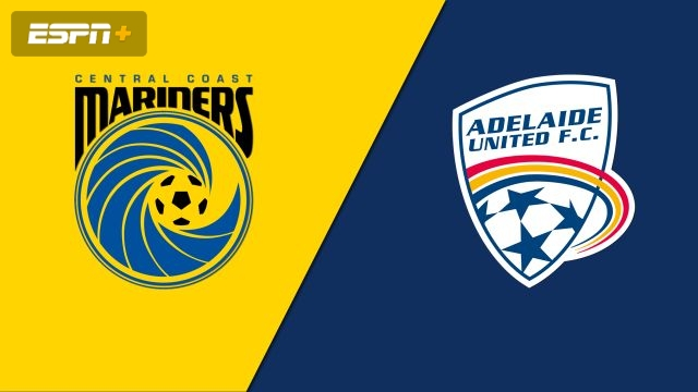 Central Coast Mariners vs. Adelaide United (A-League)