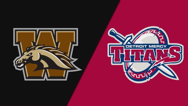Western Michigan vs. Detroit Mercy (W Basketball)