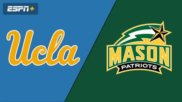 #2 UCLA vs. George Mason (M Volleyball)