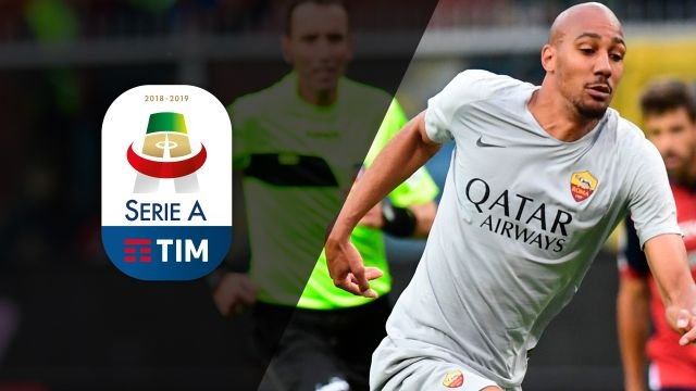Sun, 5/5 - Serie A Weekly Highlight Show: Roma-Genoa comes down to wire