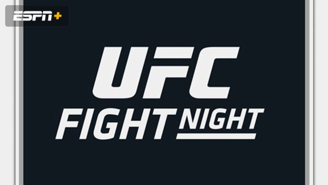 UFC Fight Night Pre-Show: Felder vs. Hooker