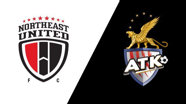 NorthEast United FC vs. ATK