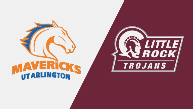 UT Arlington vs. Little Rock (M Basketball)