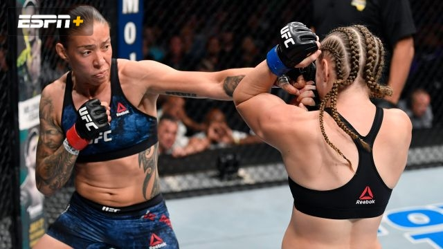 UFC Fight Night: de Randamie vs. Ladd (Main Event)