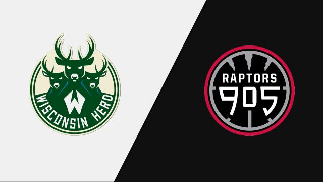 Wisconsin Herd vs. Raptors 905