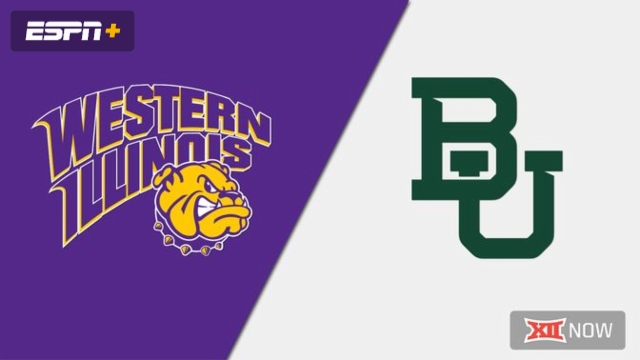 Western Illinois vs. Baylor (Softball)