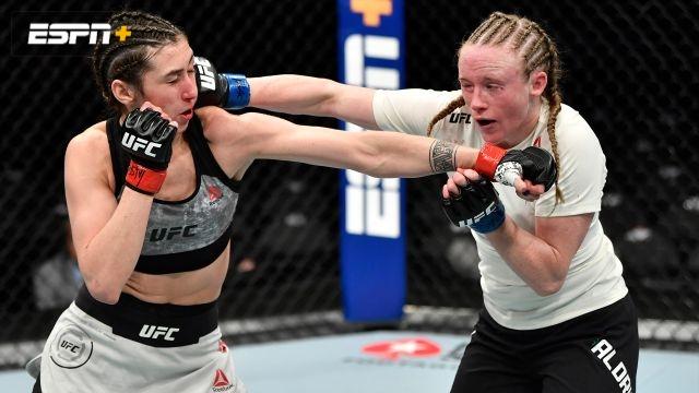 Sabina Mazo vs. JJ Aldrich (UFC 246)