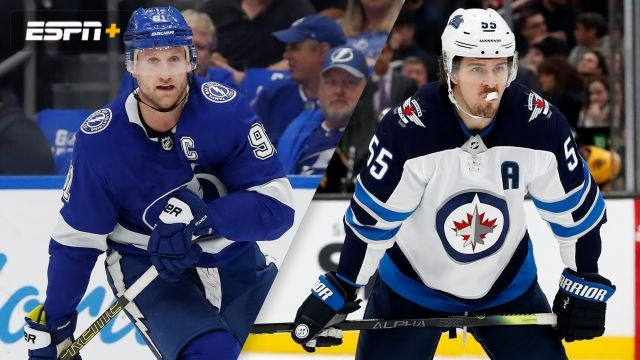 Tampa Bay Lightning vs. Winnipeg Jets