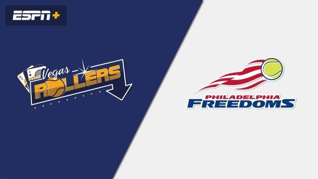 Vegas Rollers vs. Philadelphia Freedoms