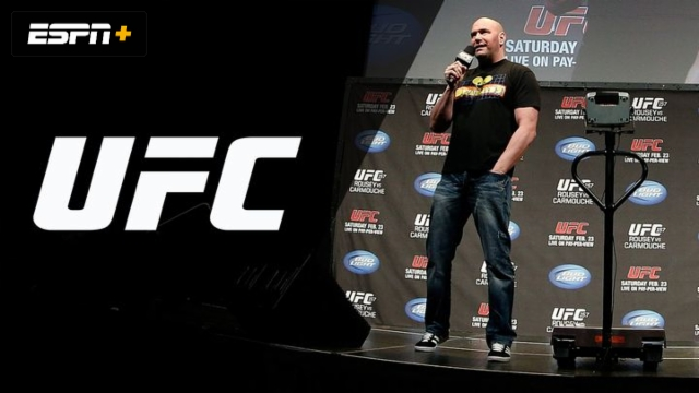 UFC 248 Weigh-In Show (Official Weigh-Ins)