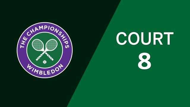(1) Babos/Mladenovic vs. Flipkens/Niculescu (Ladies' Doubles Third Round)