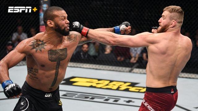 In Spanish - UFC Fight Night: Blachowicz vs. Santos (Main Event)