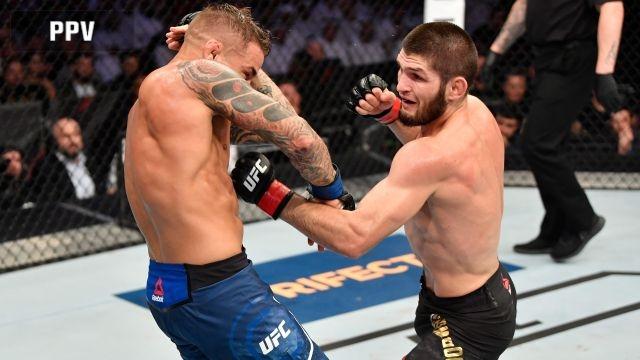Khabib Nurmagomedov vs. Dustin Poirier (UFC 242)