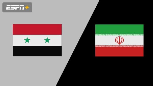 Syria vs. Iran