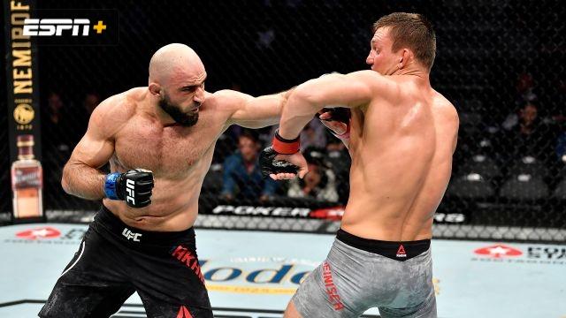 Ian Heinisch vs. Omari Akhmedov (UFC 245)