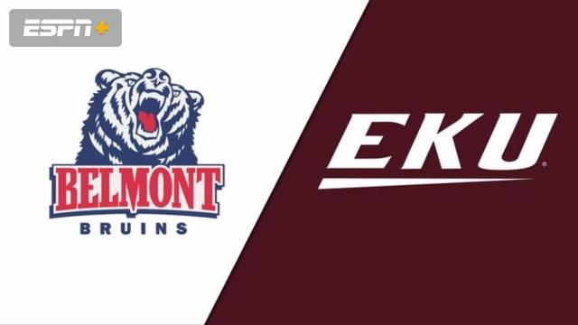Belmont vs. Eastern Kentucky (W Basketball)