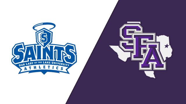 Our Lady of the Lake vs. Stephen F. Austin (W Basketball)