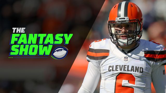Tue, 10/16 – The Fantasy Show: Mayfield is Matthew's favorite QB add