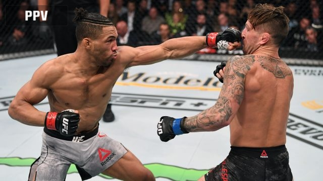 Kevin Lee vs. Gregor Gillespie (UFC 244)