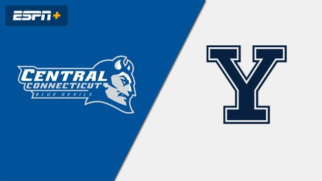 Central Connecticut State vs. Yale (W Soccer)