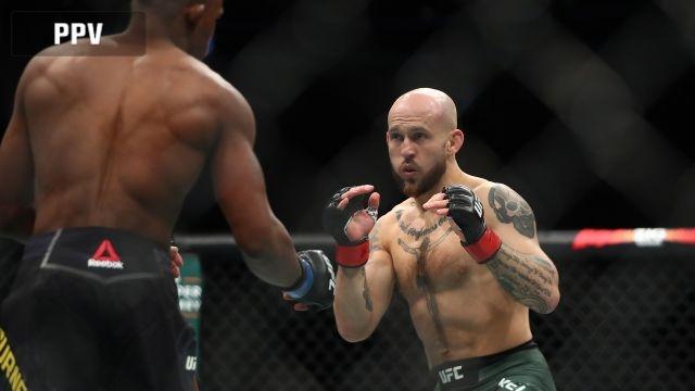 Brian Kelleher vs. Ode' Osbourne (UFC 246)