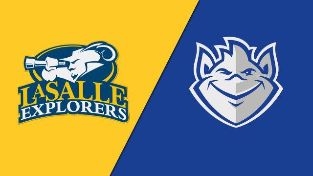 La Salle vs. Saint Louis (W Volleyball)