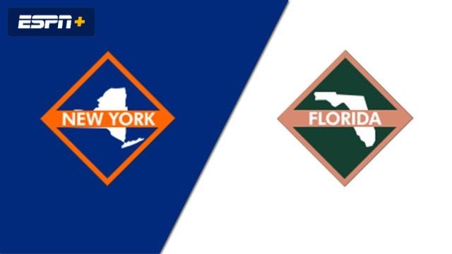New York vs. Florida (Pool B - Game 5)