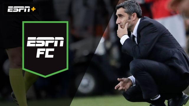 Thu, 1/9 – ESPN FC: Valverde's days numbered?