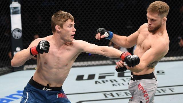 UFC Fight Night: Thompson vs. Pettis (Prelims)