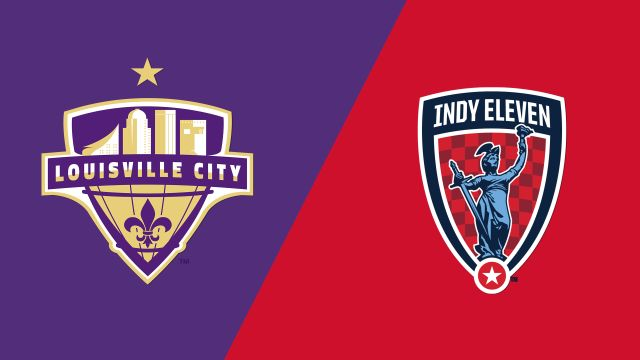 Louisville City FC vs. Indy Eleven (United Soccer League)