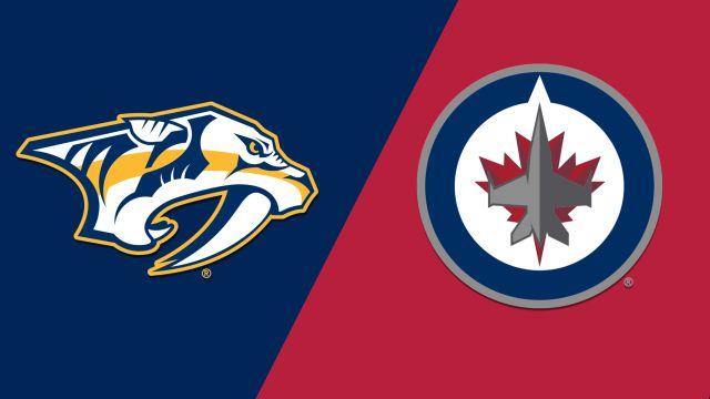 Nashville Predators vs. Winnipeg Jets