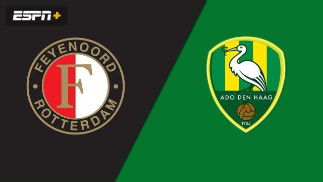 Feyenoord vs. ADO Den Haag (Eredivisie)