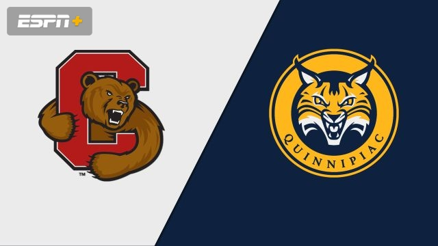 #4 Cornell vs. Quinnipiac (W Hockey)