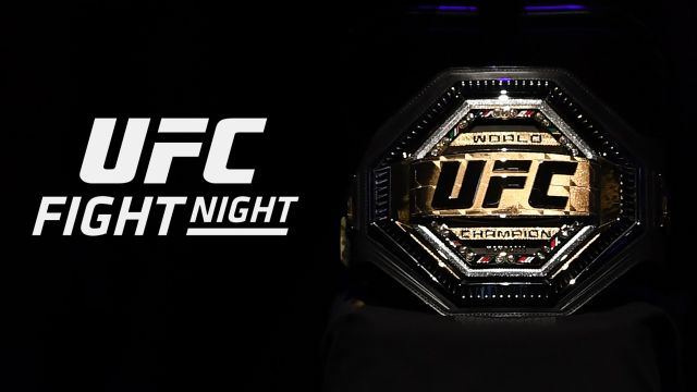 UFC Fight Night Post Show