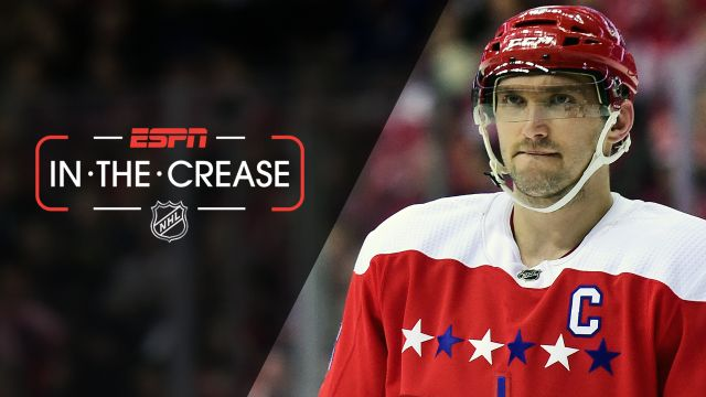 Tue, 3/26 - In the Crease: Ovechkin getting close to 50 goals
