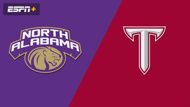 North Alabama vs. Troy (M Basketball)