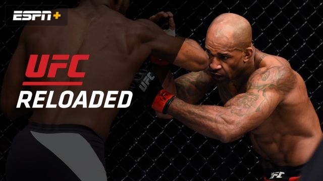 UFC Fight Night: Manuwa vs. Anderson
