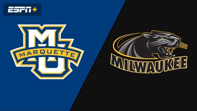 Marquette vs. Milwaukee (W Soccer)