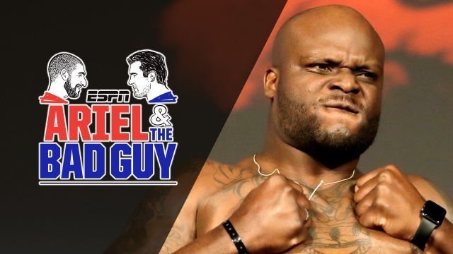 Fri, 11/2 - Ariel & The Bad Guy: Previewing UFC 230