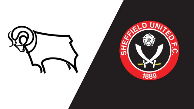 Derby County vs. Sheffield United (English League Championship)
