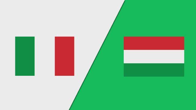 Italy vs. Hungary