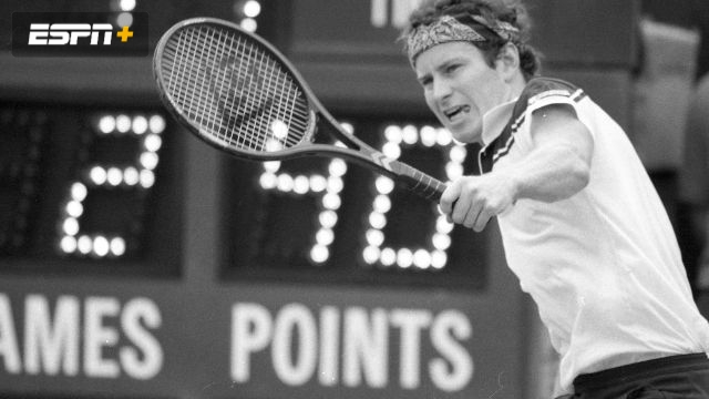 1984 McEnroe v Connors