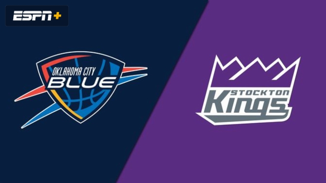 Oklahoma City Blue vs. Stockton Kings