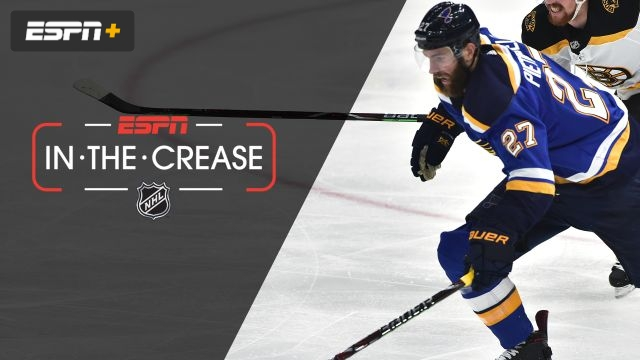 Tue, 6/4 - In the Crease: Blues look to even series with Bruins
