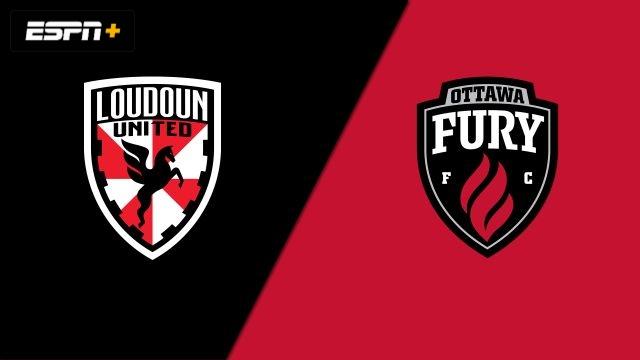 Loudoun United FC vs. Ottawa Fury FC (USL Championship)