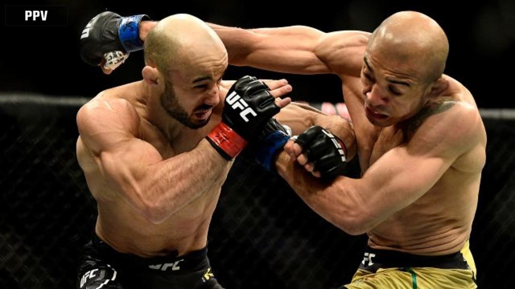 Marlon Moraes vs. Jose Aldo (UFC 245)