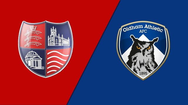 Hampton & Richmond Borough vs. Oldham Athletic (Round 1) (FA Cup)