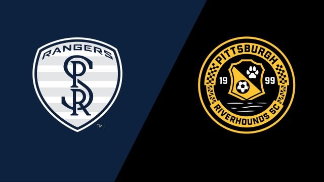Swope Park Rangers vs. Pittsburgh Riverhounds SC (United Soccer League)